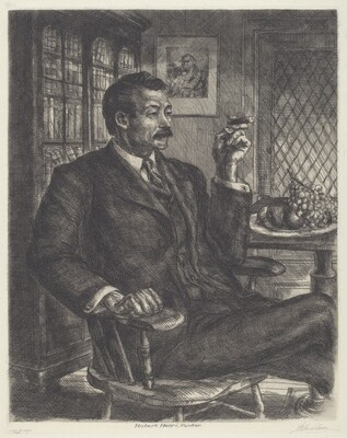 Robert Henri, Painter