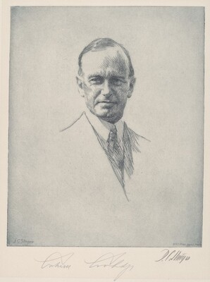 President Coolidge