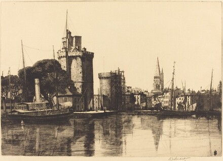 The Harbour, La Rochelle