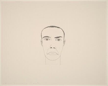 Self-Portrait #5 (Scowl)