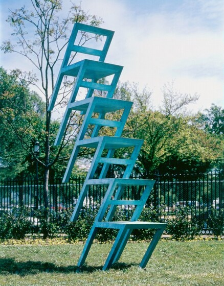 Lucas Samaras, Chair Transformation Number 20B, 1996