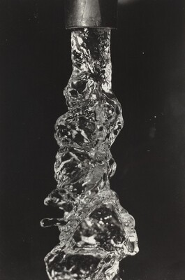 Water from a Faucet
