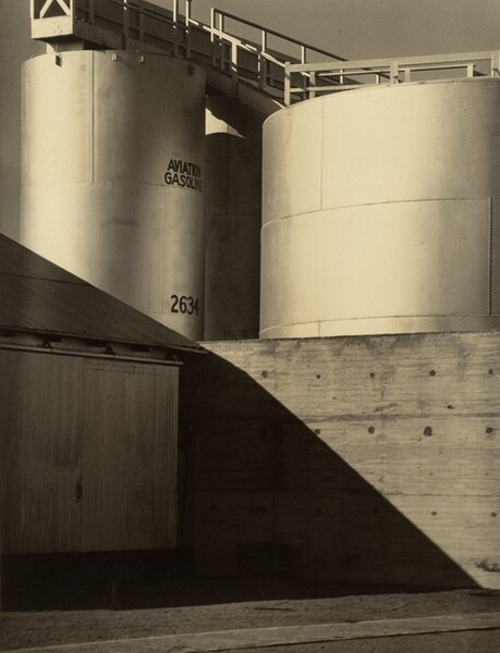 Tanks, Standard Oil Company