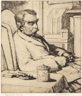 Charles John Vint, Esq.
