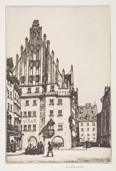 Market Place, Nuremberg