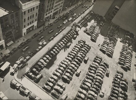 Rockefeller Center Parking Space, 40 West 49th Street