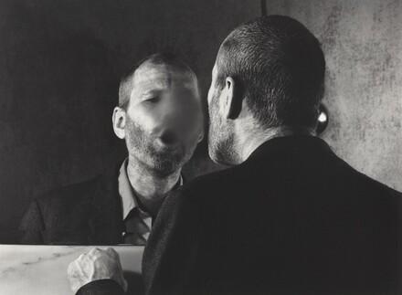 Der Fleck auf dem Spiegel, den der Atemhauch schafft (Breath Mark on the Mirror)