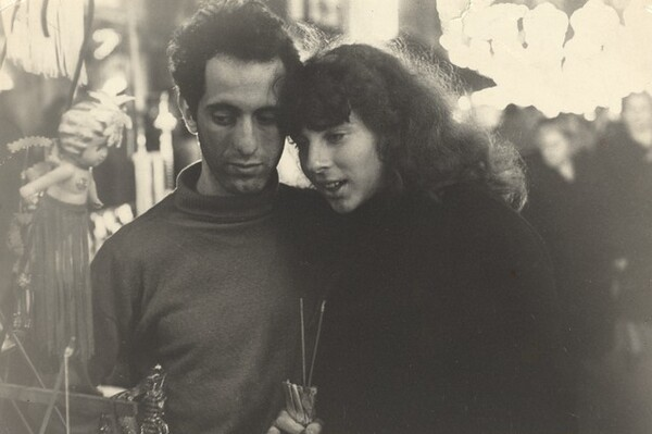 Robert and Mary Frank, San Gennaro Festival, New York City