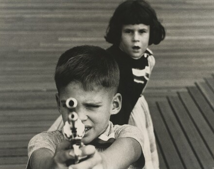 Boy + Gun + Girl, New York