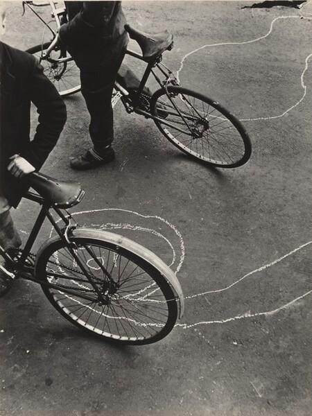Bicycles and Graffiti, North Kensington