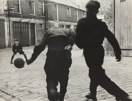 Street Football, Addison Place W11