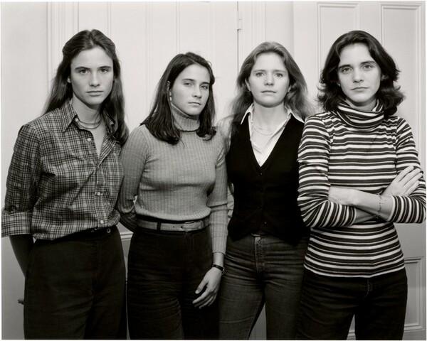 The Brown Sisters, Cambridge, Massachusetts