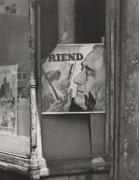 Roosevelt Poster, 104th Street, New York