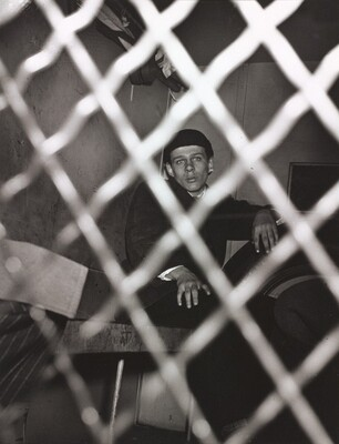 Frank Pape, Arrested for Homicide, November 10