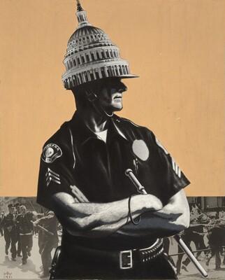 Untitled (Protective Helmet)