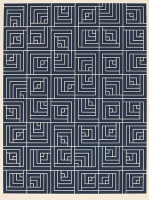 Forty Variations in a Square