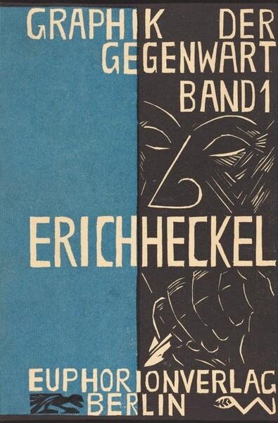 Cover for 'Graphik der Gegenwart'