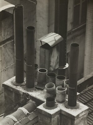 Chimneys, Paris