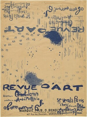 Poster for L'Estampe et l'affiche