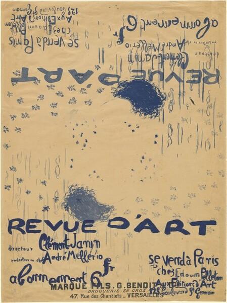 Poster for L'Estampe et l'affiche