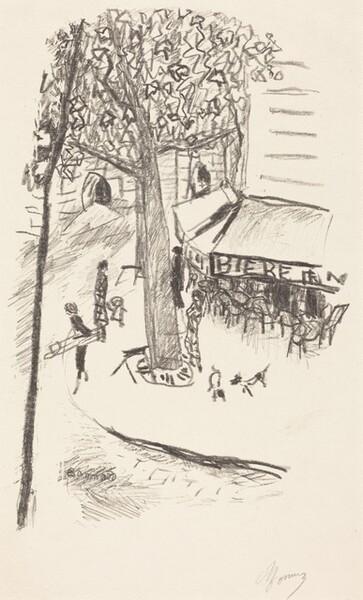 La Rue Molitor