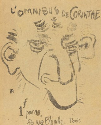 Supplement to L'Omnibus de Corinthe