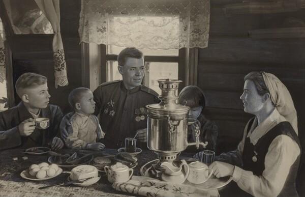 At Home after World War II, November 13