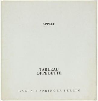 Tableau Oppedette