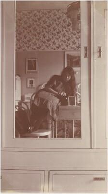 Self-Portrait with Kodak
