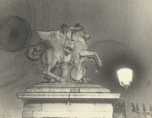 Cheval de Marly, Paris
