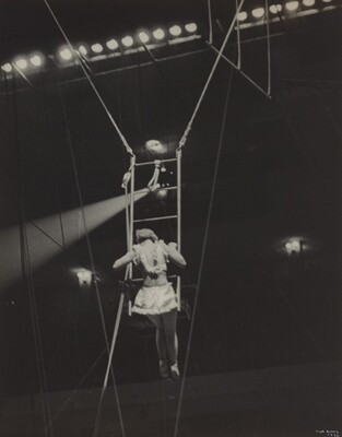 Circus Acrobat, New York