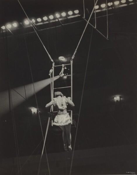 Circus Acrobat, New York