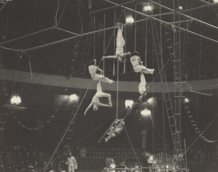 Circus Acrobats, New York