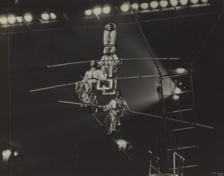 High Wire Act, Circus, New York