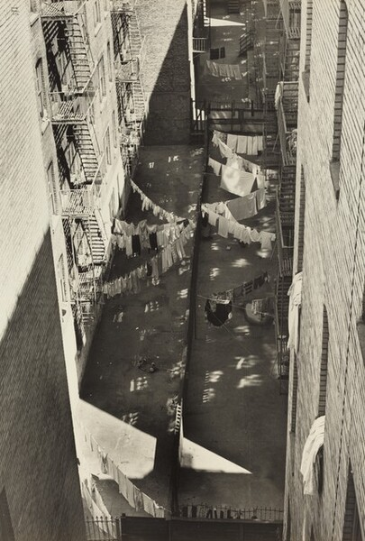 My Courtyard, New York
