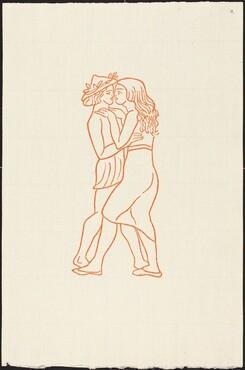 First Book: Chloe Kisses Daphnis (Chloe  donne un baiser a Daphnis de preference a dorcon)