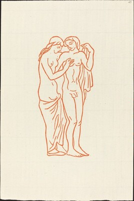 Fourth Book: Daphnis and Chloe (Groupe de Daphnis et Chloe)