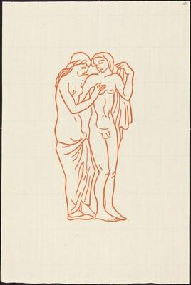 Fourth Book: Daphnis and Chloe (Groupe de Daphnis et Chloe)