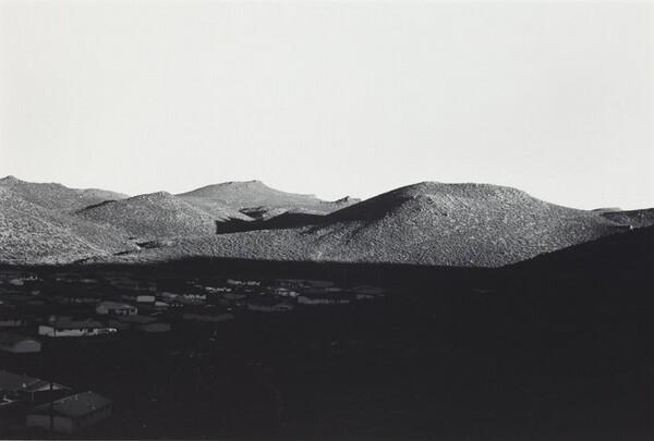 Lemmon Valley, looking Northeast