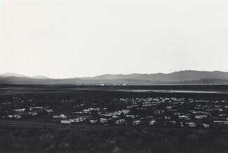 Lemmon Valley, looking Northwest, toward Stead