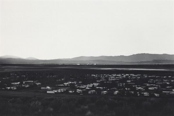 Lemmon Valley, looking Northwest, toward Stead