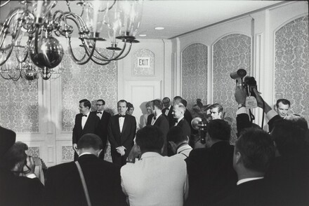 Richard Nixon, Century Plaza Hotel, Los Angeles