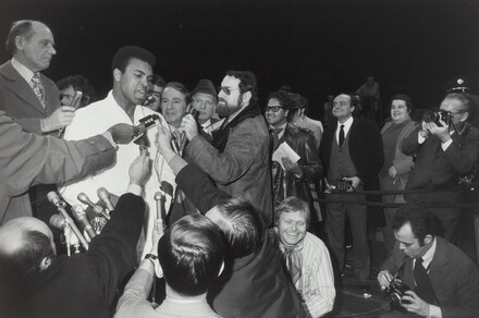 Muhammad Ali--Oscar Bonavena Press Conference, New York City