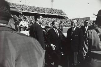George Wallace, Cotton Bowl, Dallas