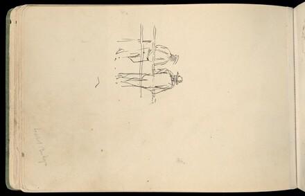 Isabel Bishop Early Sketchbook
