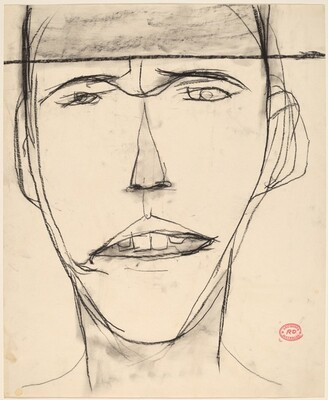 Untitled [head]