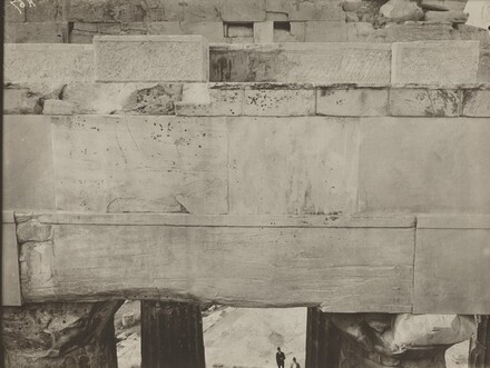 The Parthenon, Detail