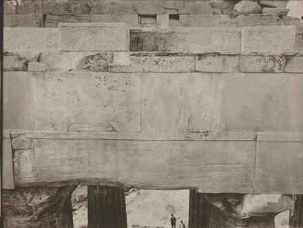 The Parthenon, Detail