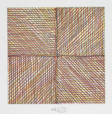 Eight Small Etchings/Color No. 1