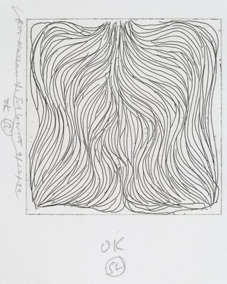 Eight Small Etchings/Black & White No. 2